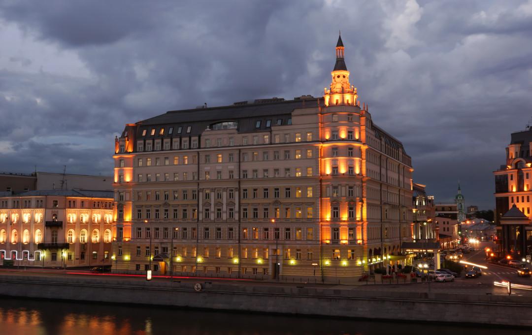 酒店 Balchug Kempeinski