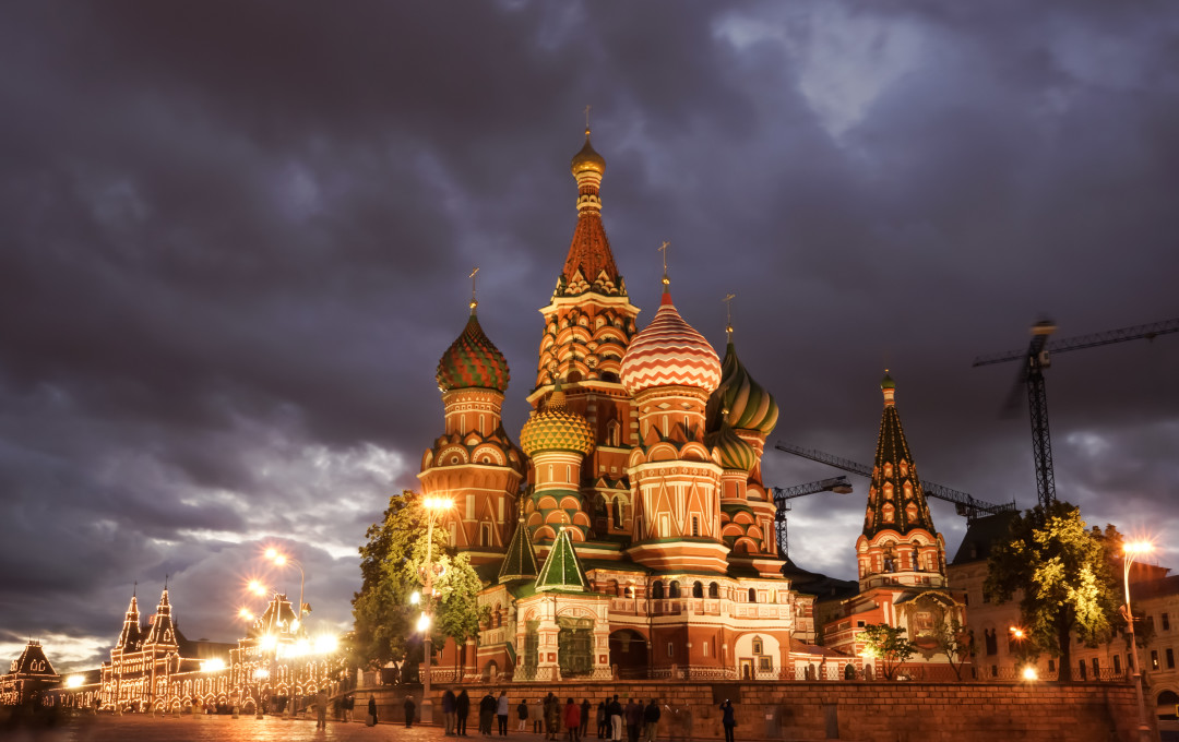 St .basil's Cathedral