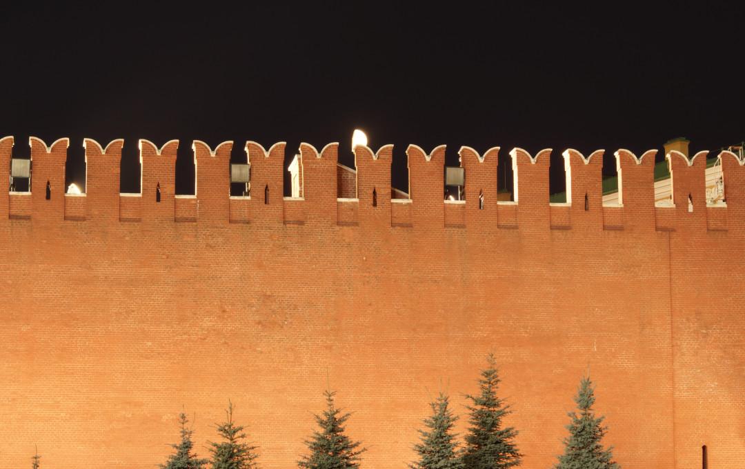 克里姆林宫墙