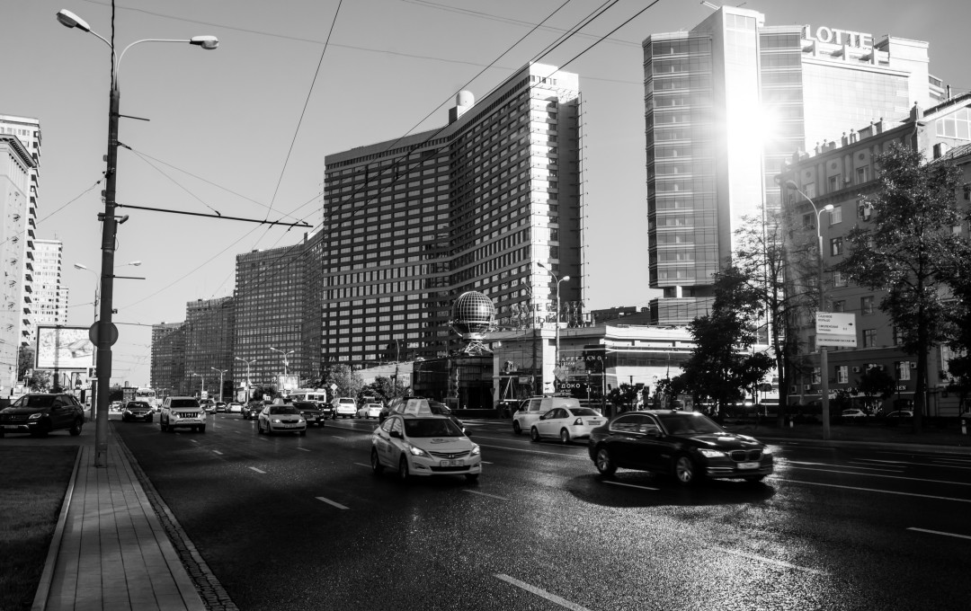 Nouvelle photo de la rue Arbat