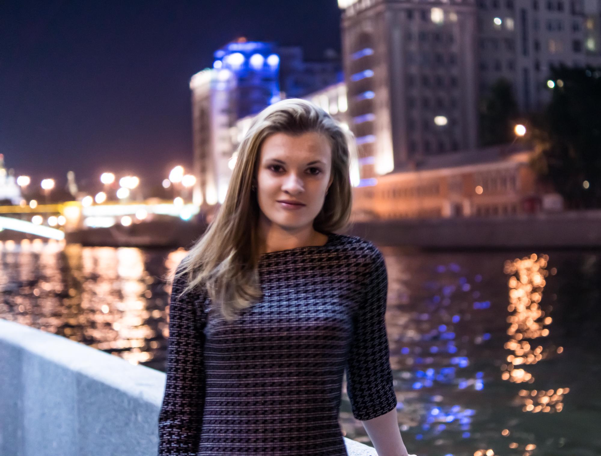 在莫斯科的业余摄影