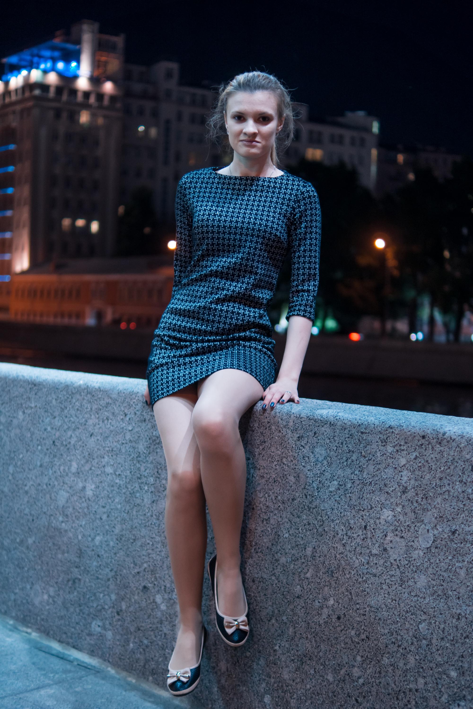 Foto-Session in Moskau