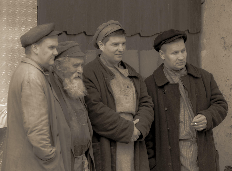 Photo du film sur le vieux Moscou