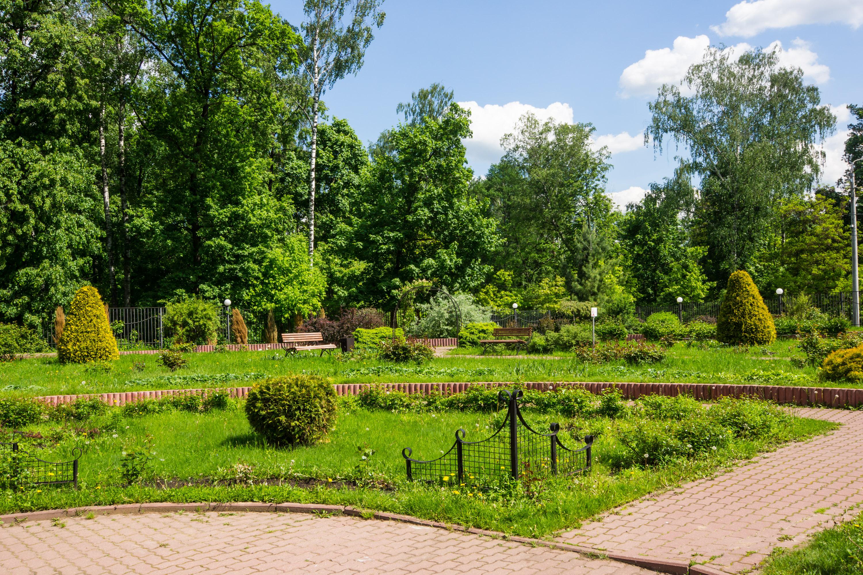 kleiner Rosenkranz in Sokolniki