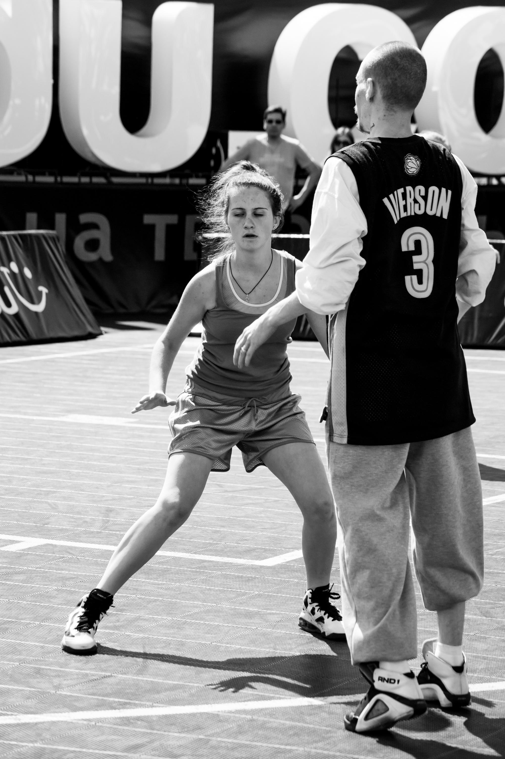 Baloncesto de calle