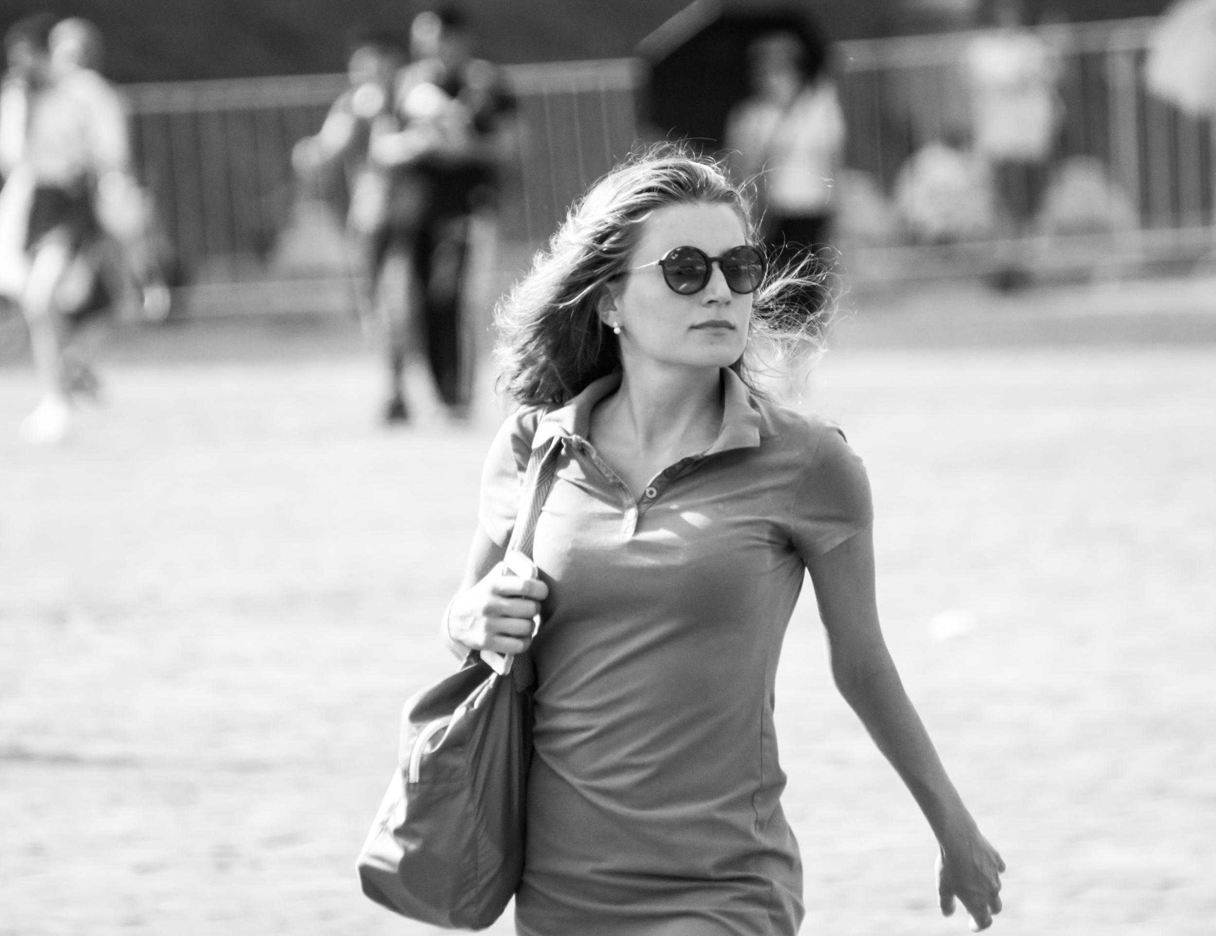 Mädchen Moskau 2016