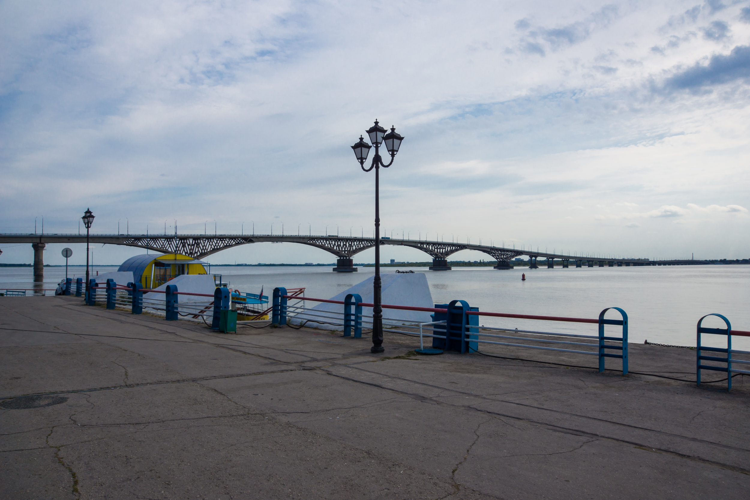 Saratov Embankment