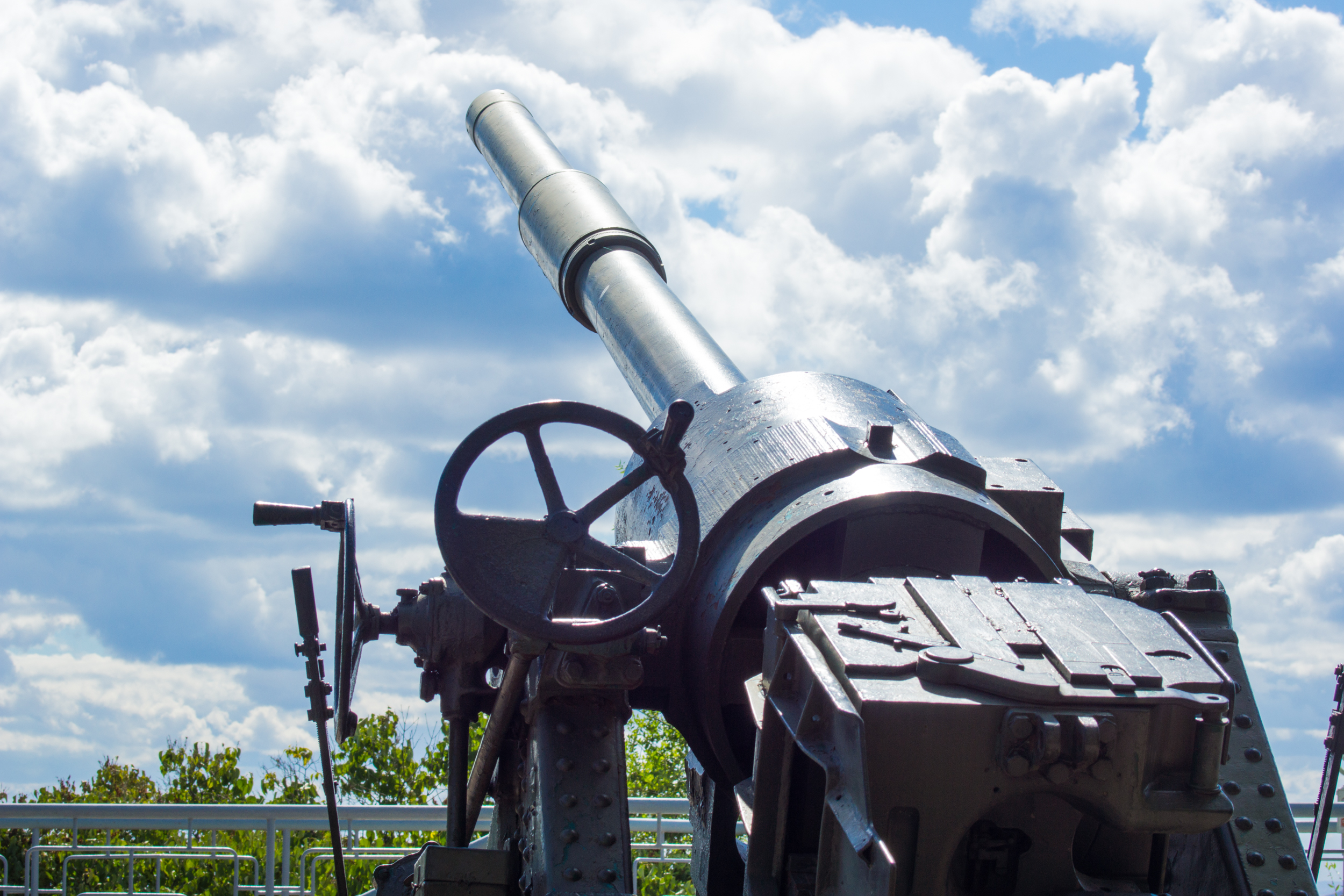 Pistola de la segunda guerra mundial