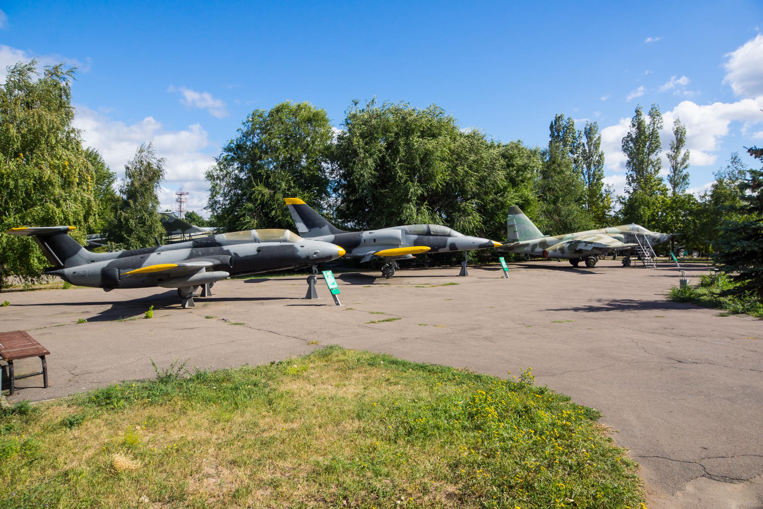 Боевые самолеты 60-70-х годов