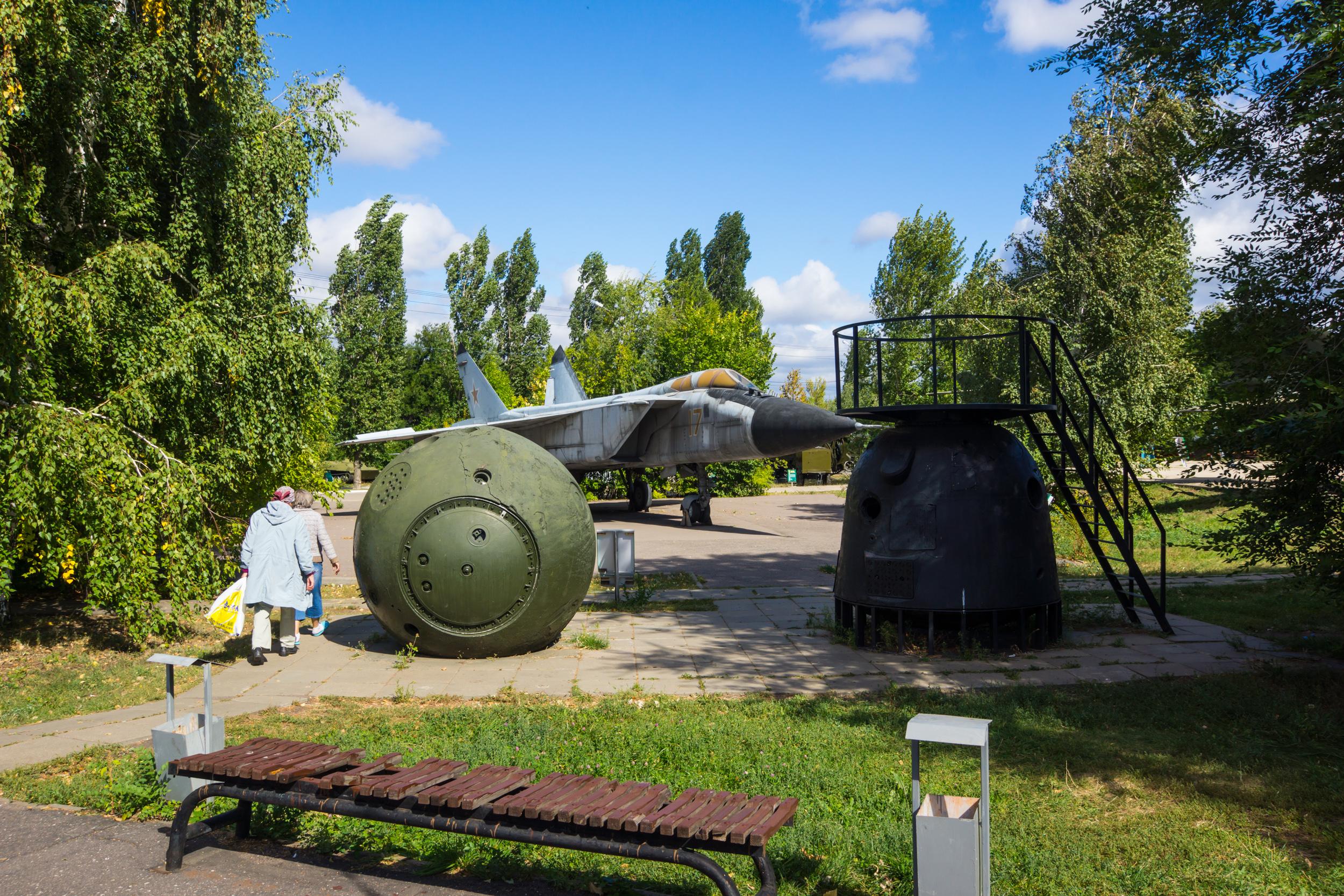 саратов архив фото парк победы один