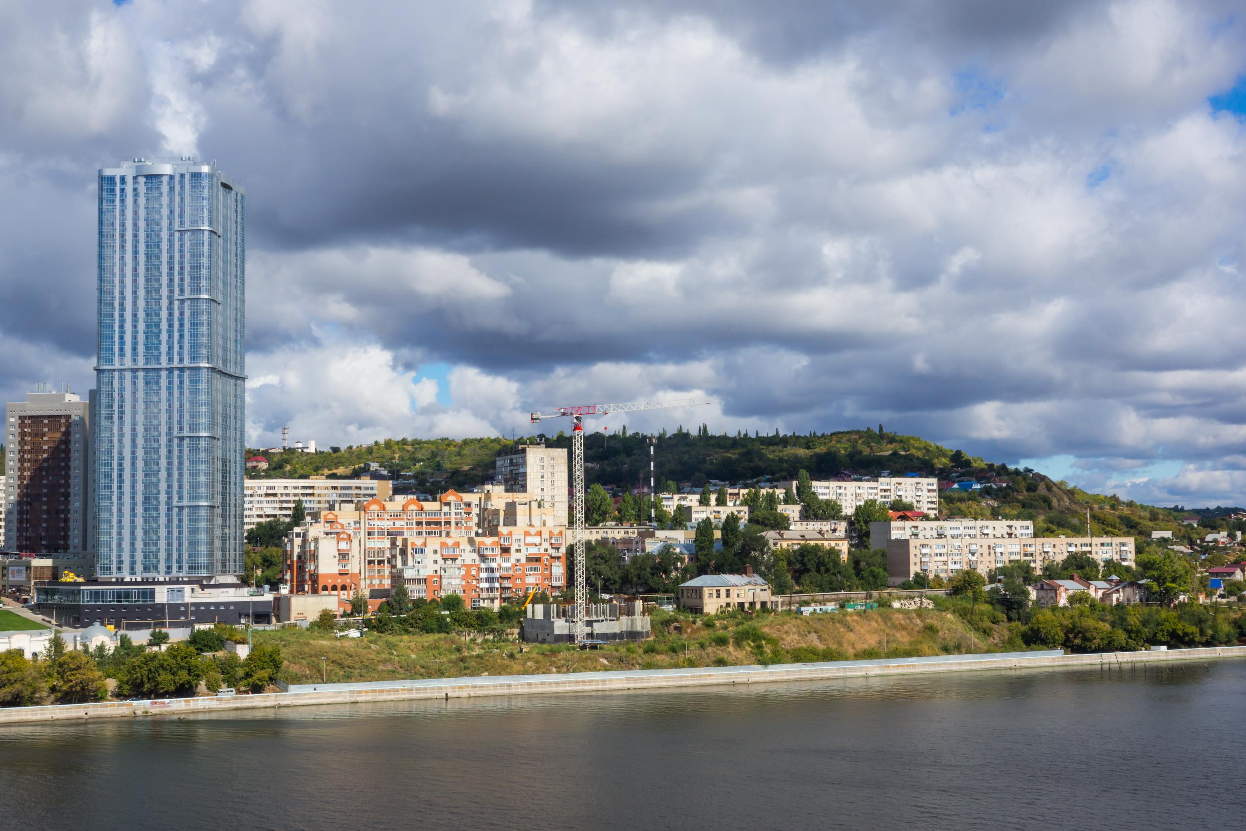 Año de 2016 de Saratov