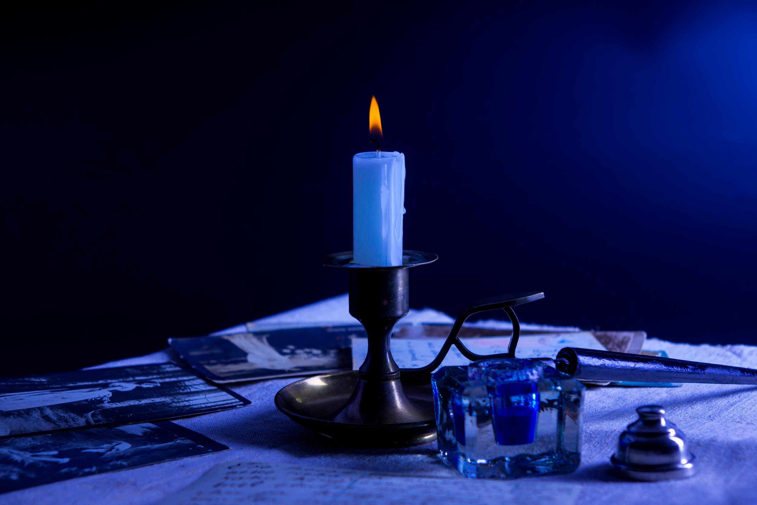 фото свечи
