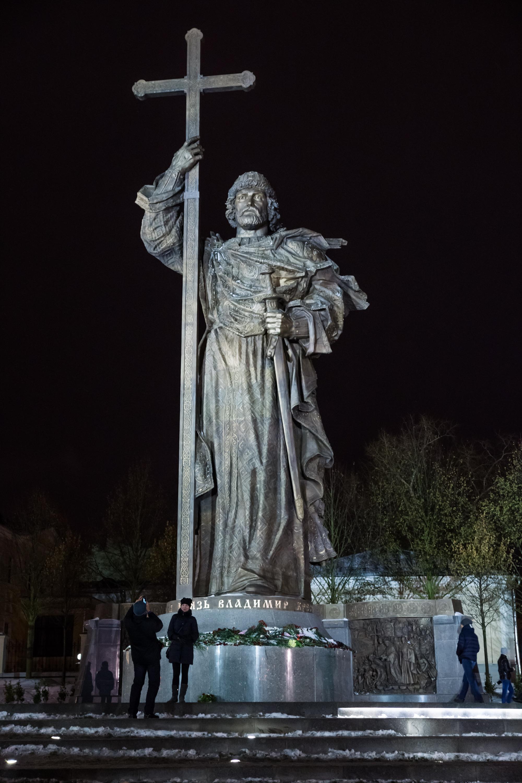 Святой Владимир Святославович