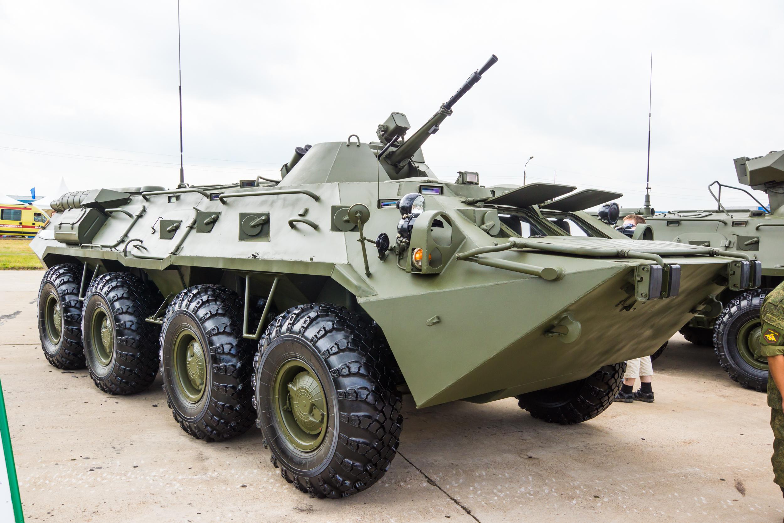 батарея фото российской боевой техники успешную