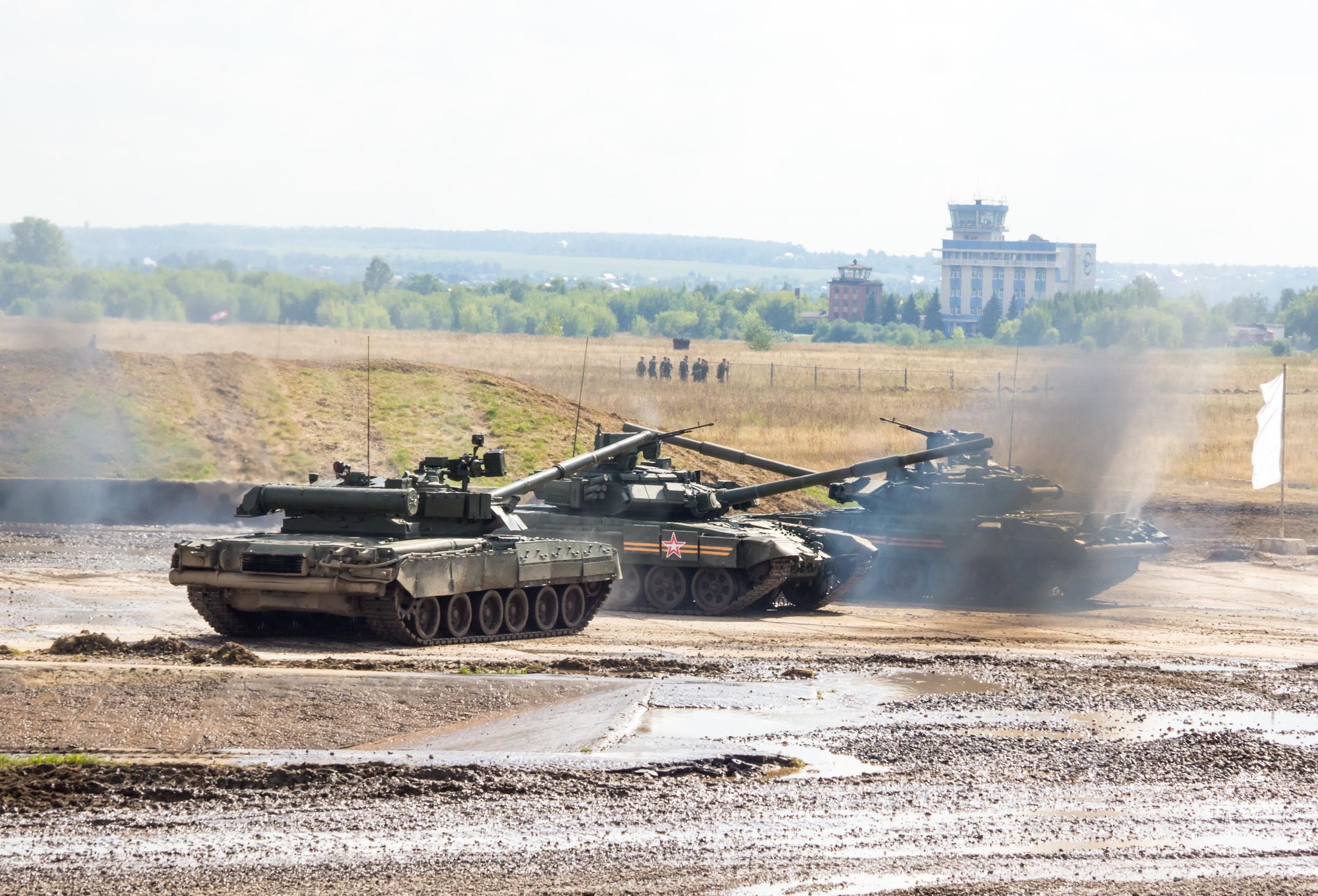 坦克 «芭蕾»