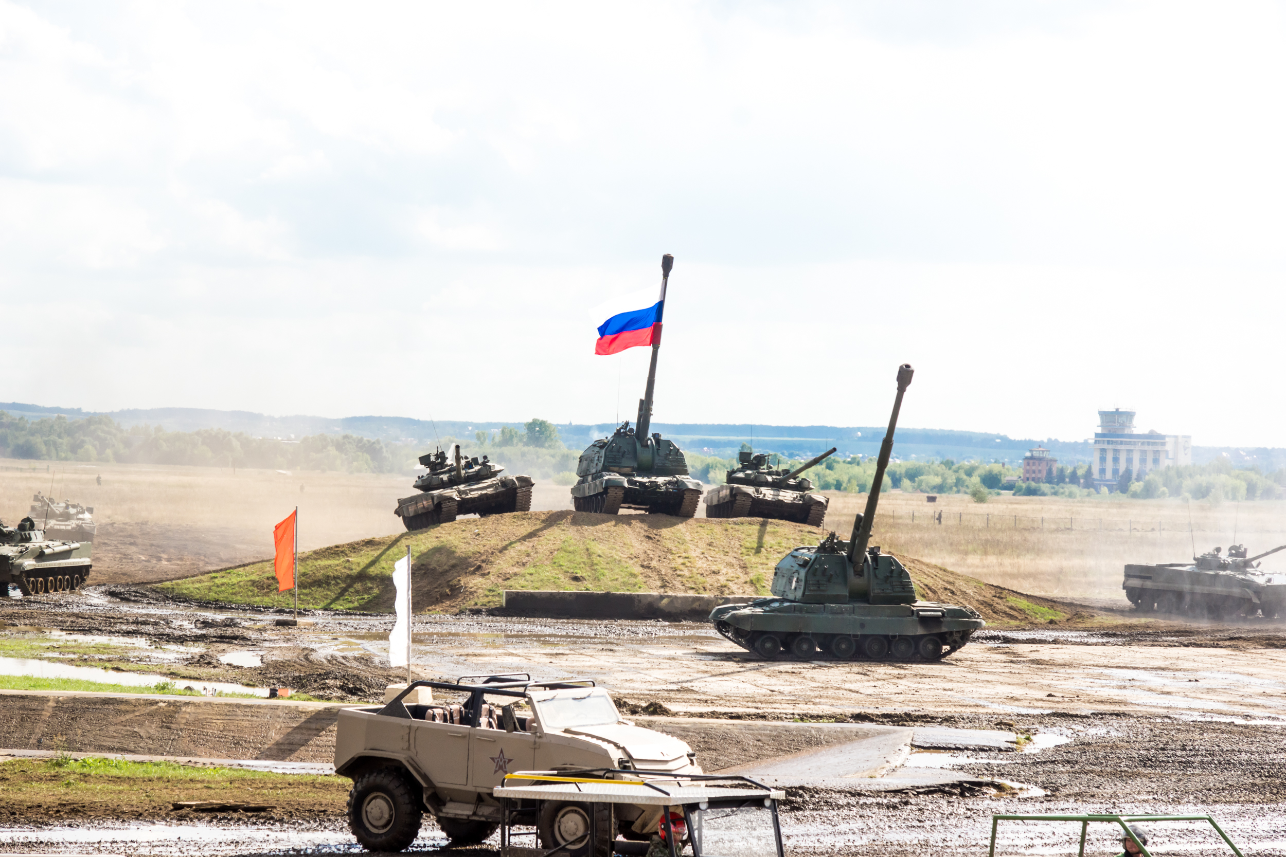 Photo of military equipment Russia