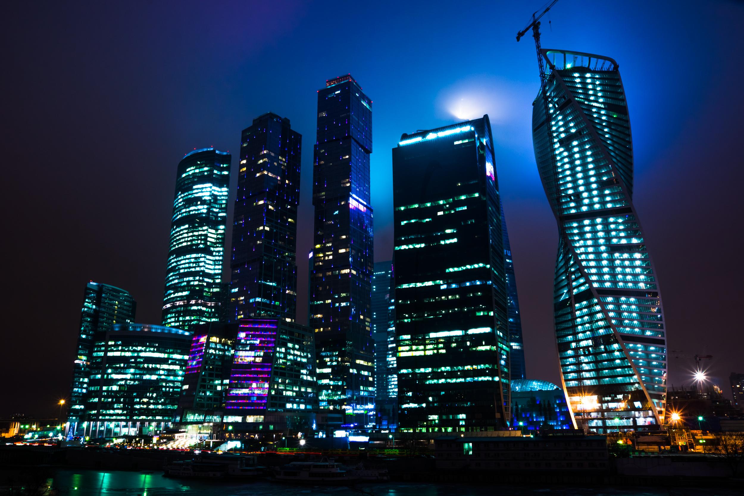 Другие фото Москва Сити
