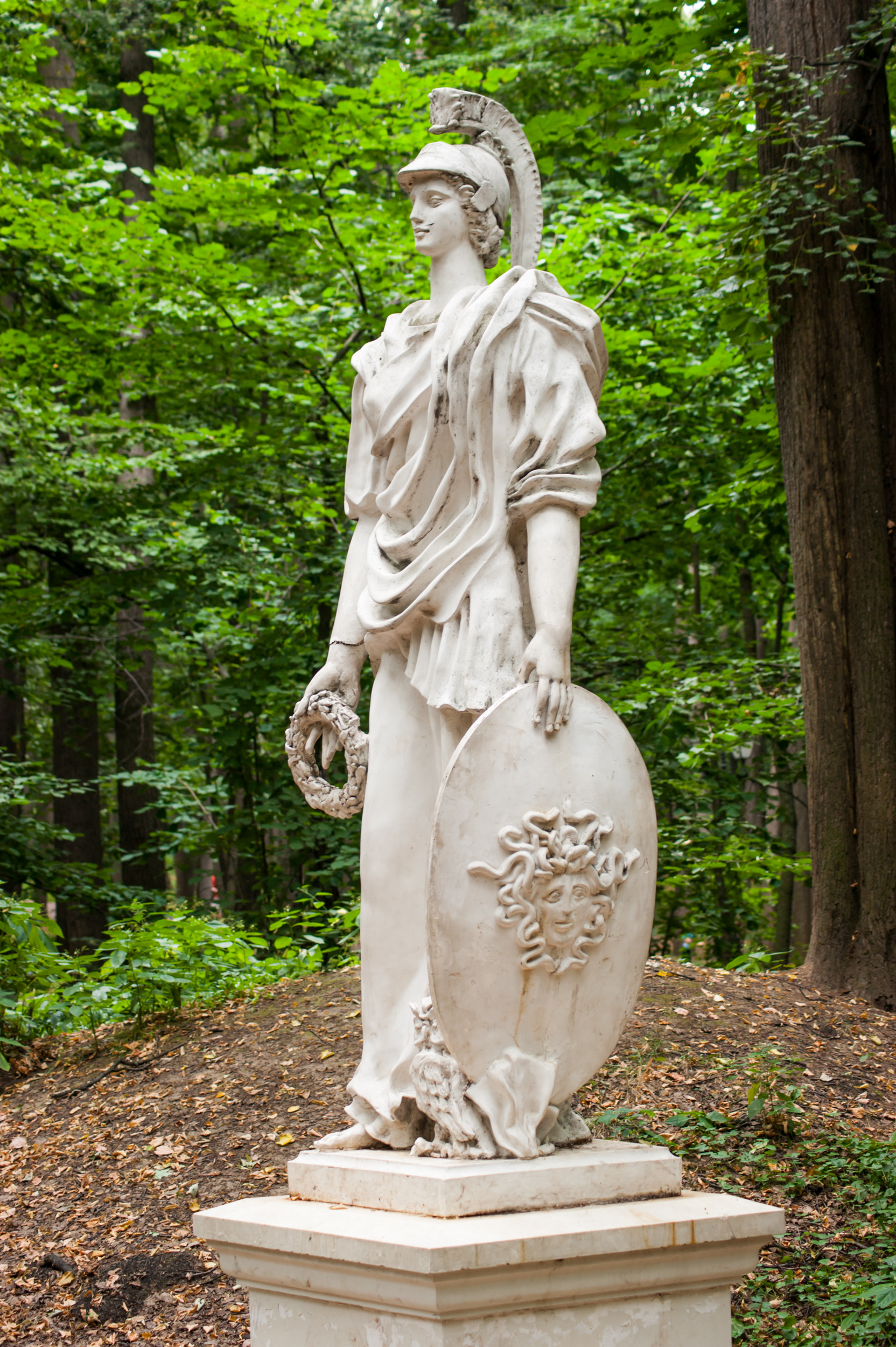 статуи в Царицыно
