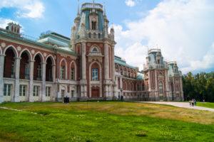 Фото Царицыно – парк и дворцы Царицыно
