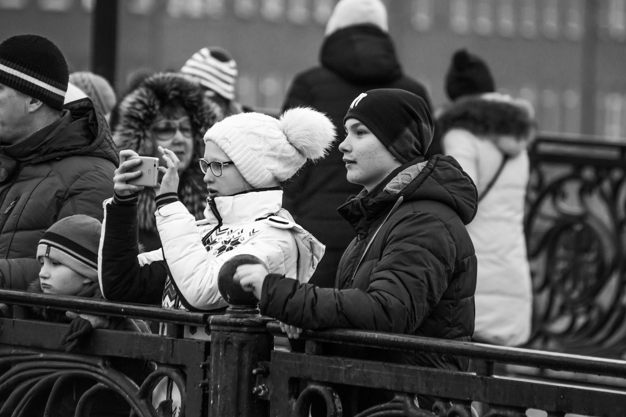 фотографируем Москву