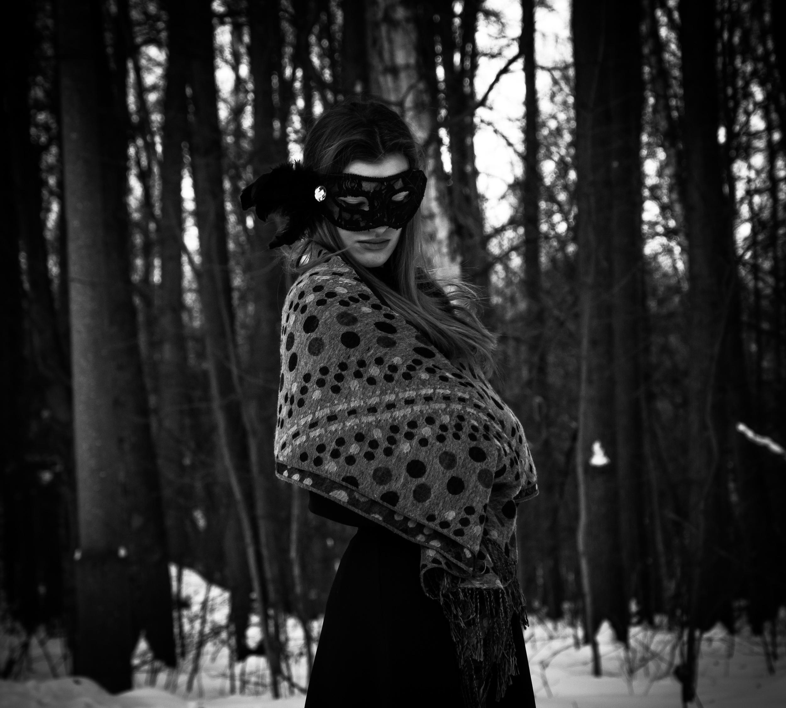 как сфотографироваться зимой