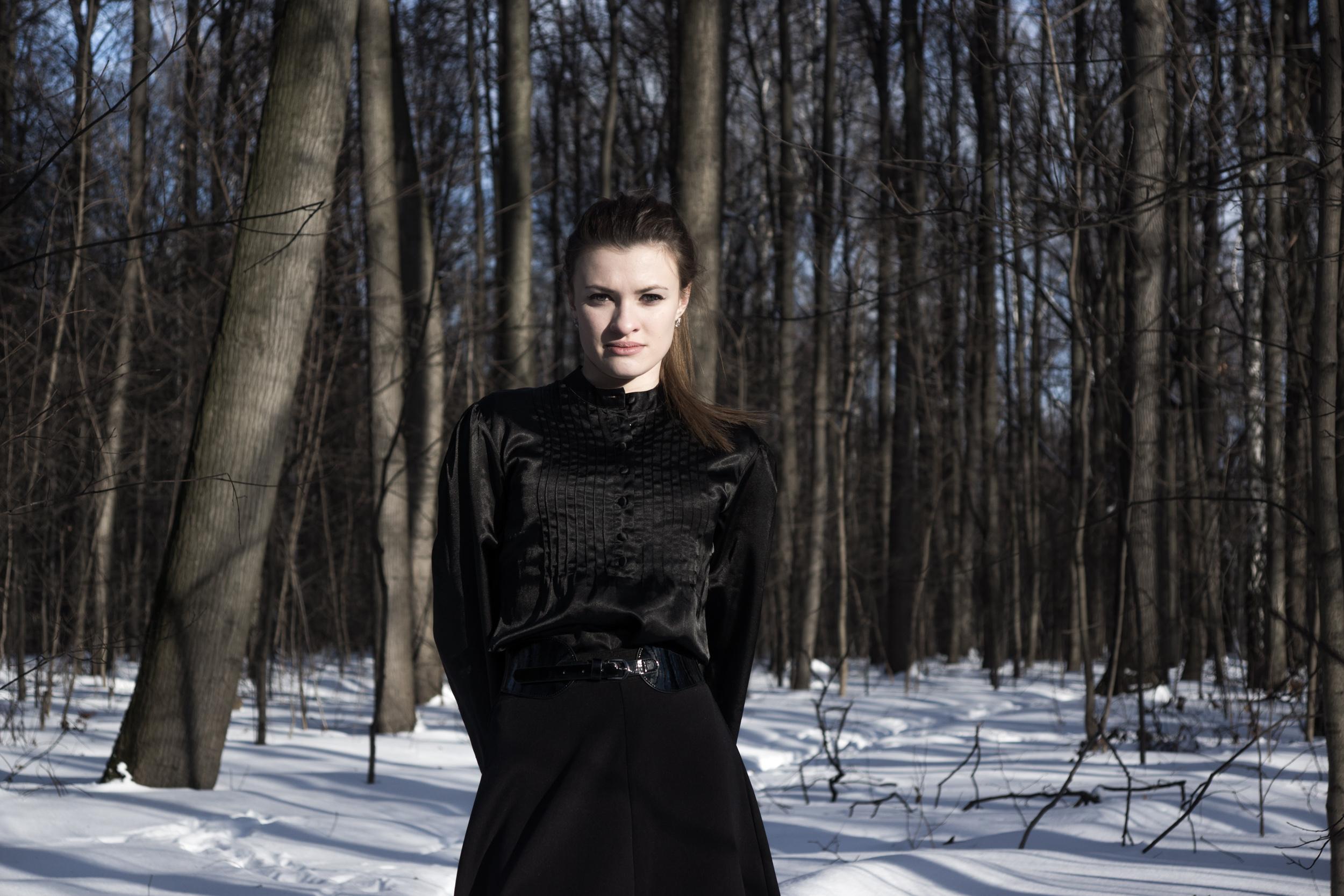 Где и как сфотографироваться зимой в Москве