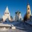 Фото Коломны – зима 2017 год