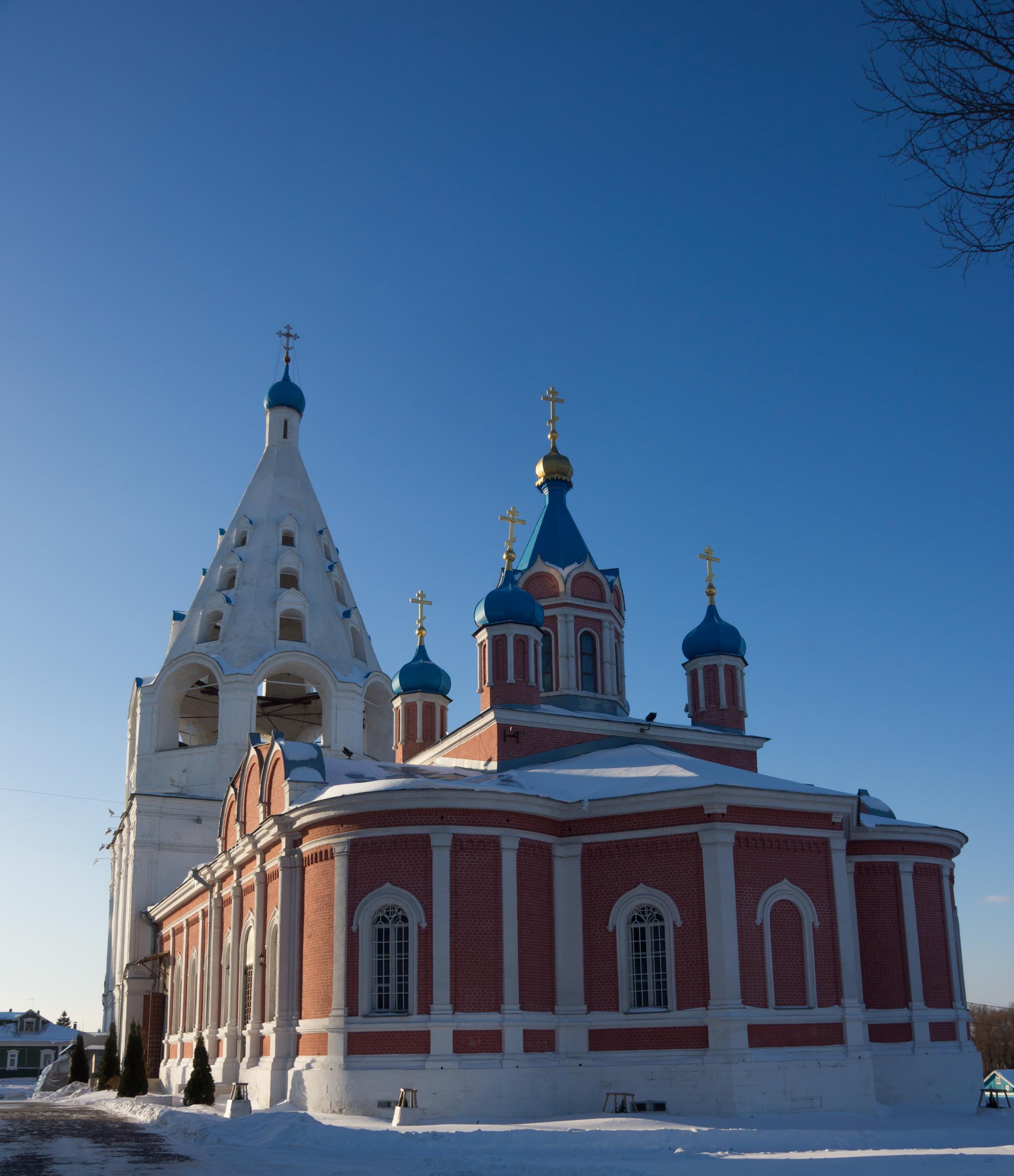Храм иконы Божией Матери Тихвинская