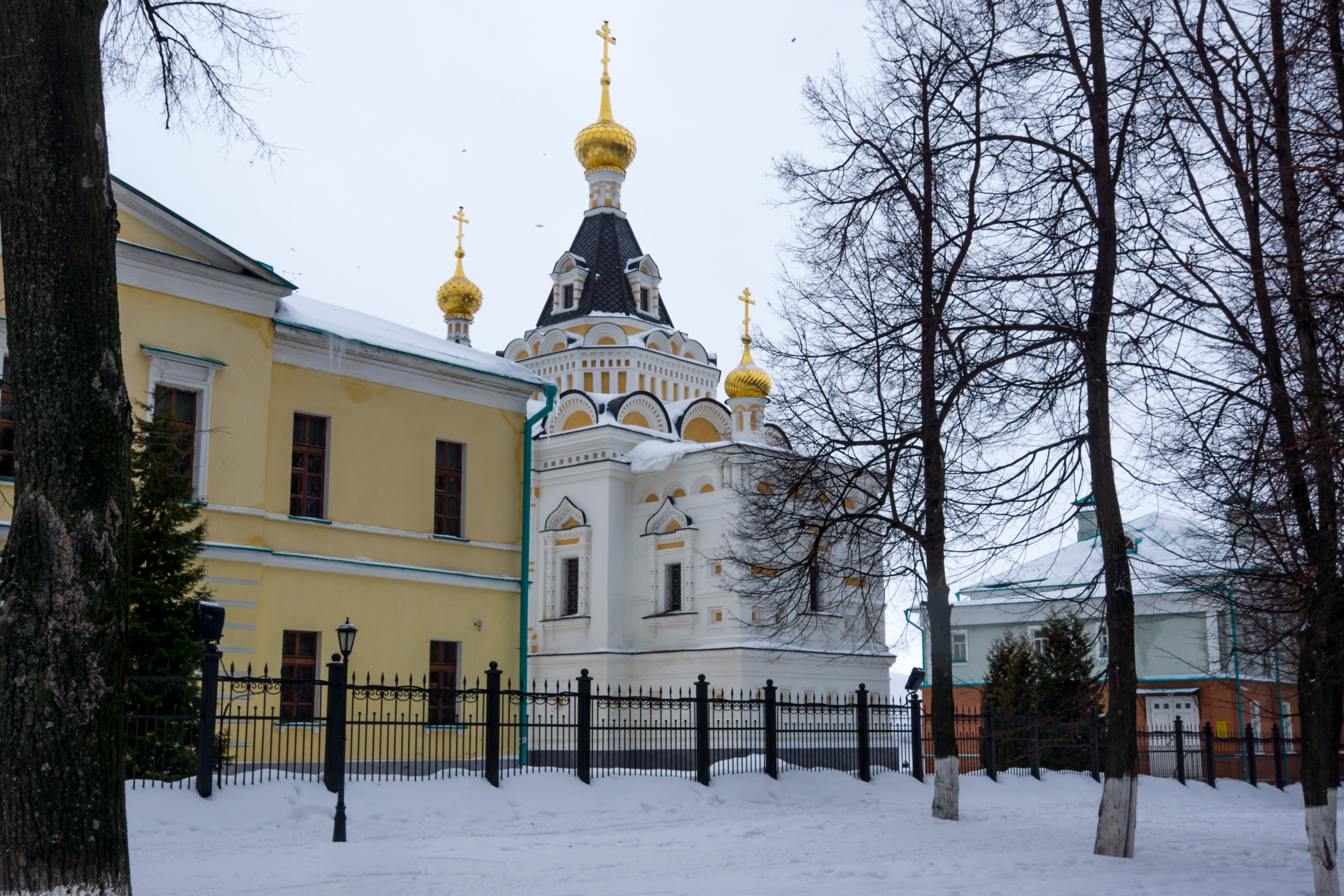 Елизаветинская церковь.