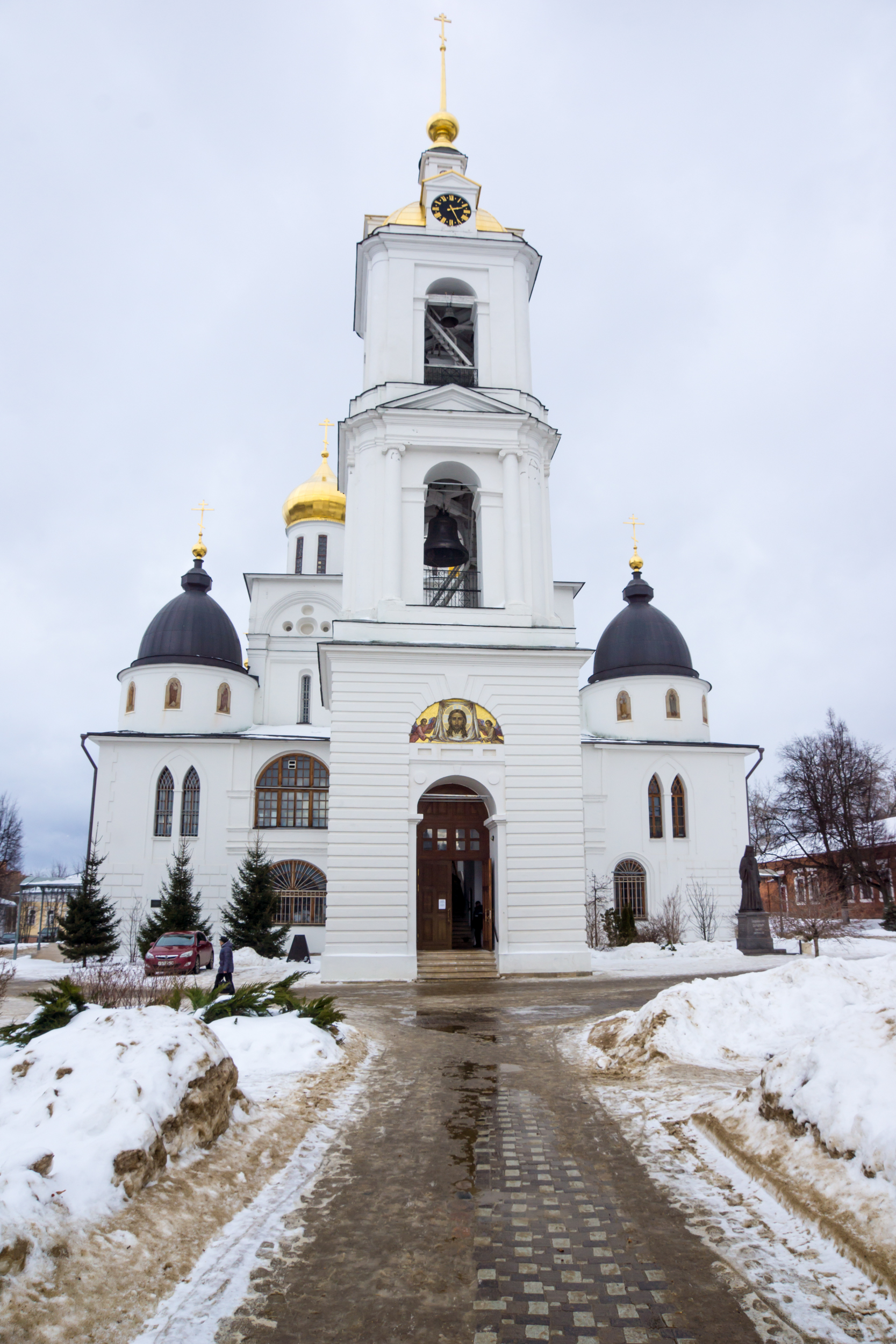 the Cathedral of the assumption