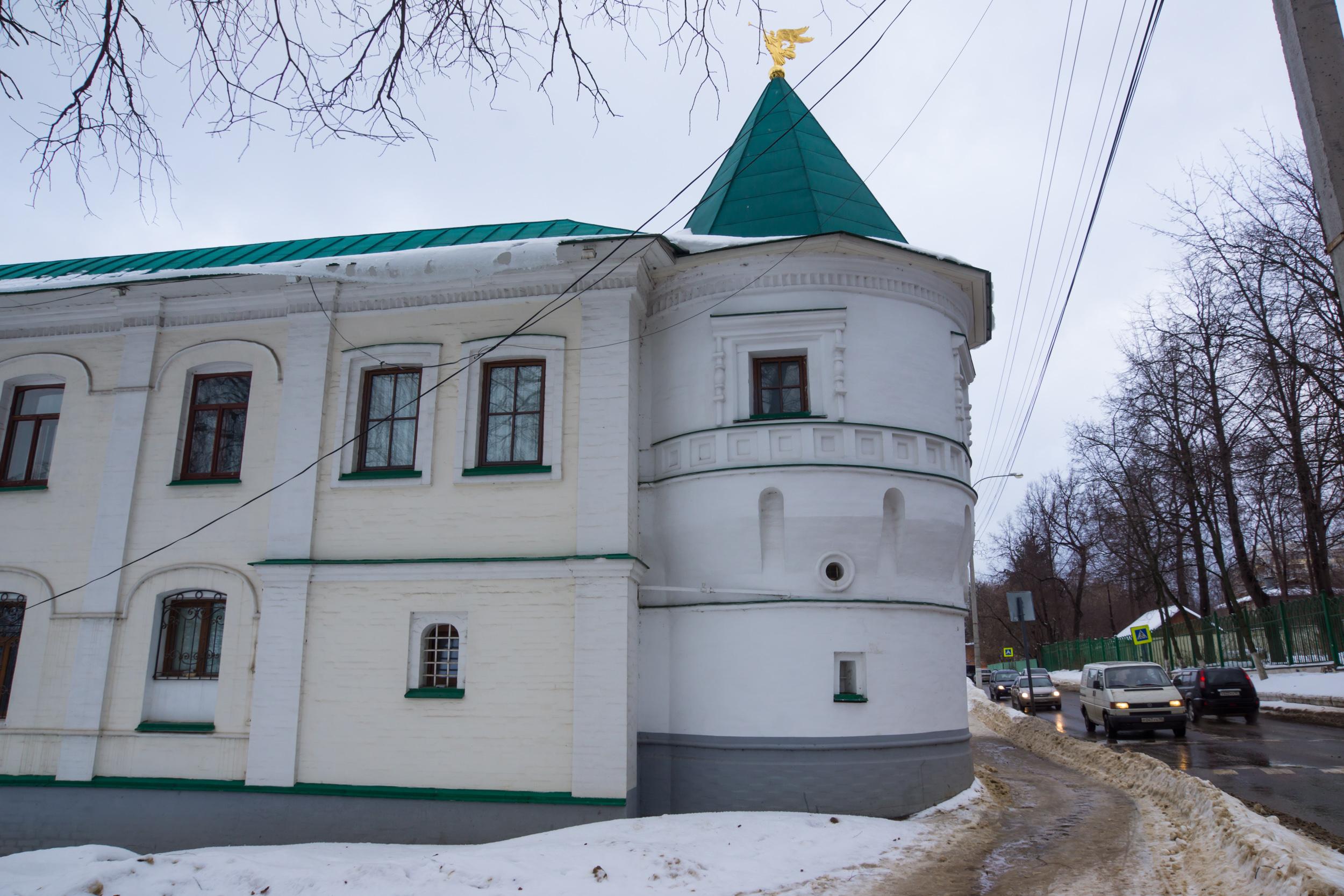 Борисоглебский монастырь (Дмитров)