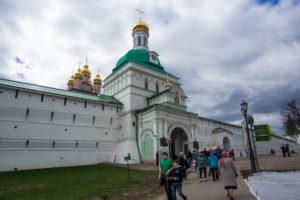 Фото Троице-Сергиевой Лавры – май 2017 год
