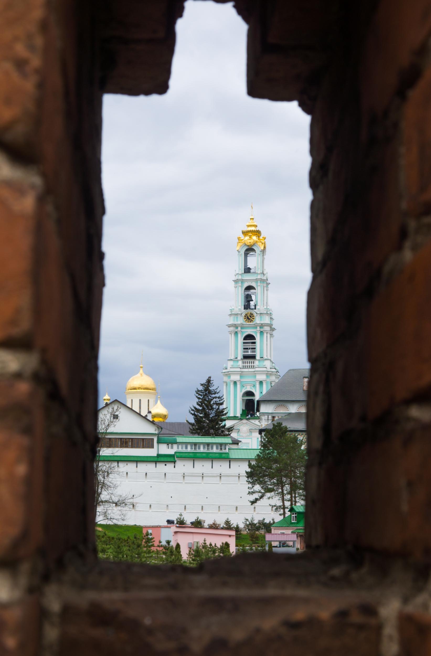 фото Свято-Троицкой Сергиевой Лавры