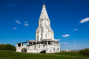 Фото Коломенского музея заповедника и парка