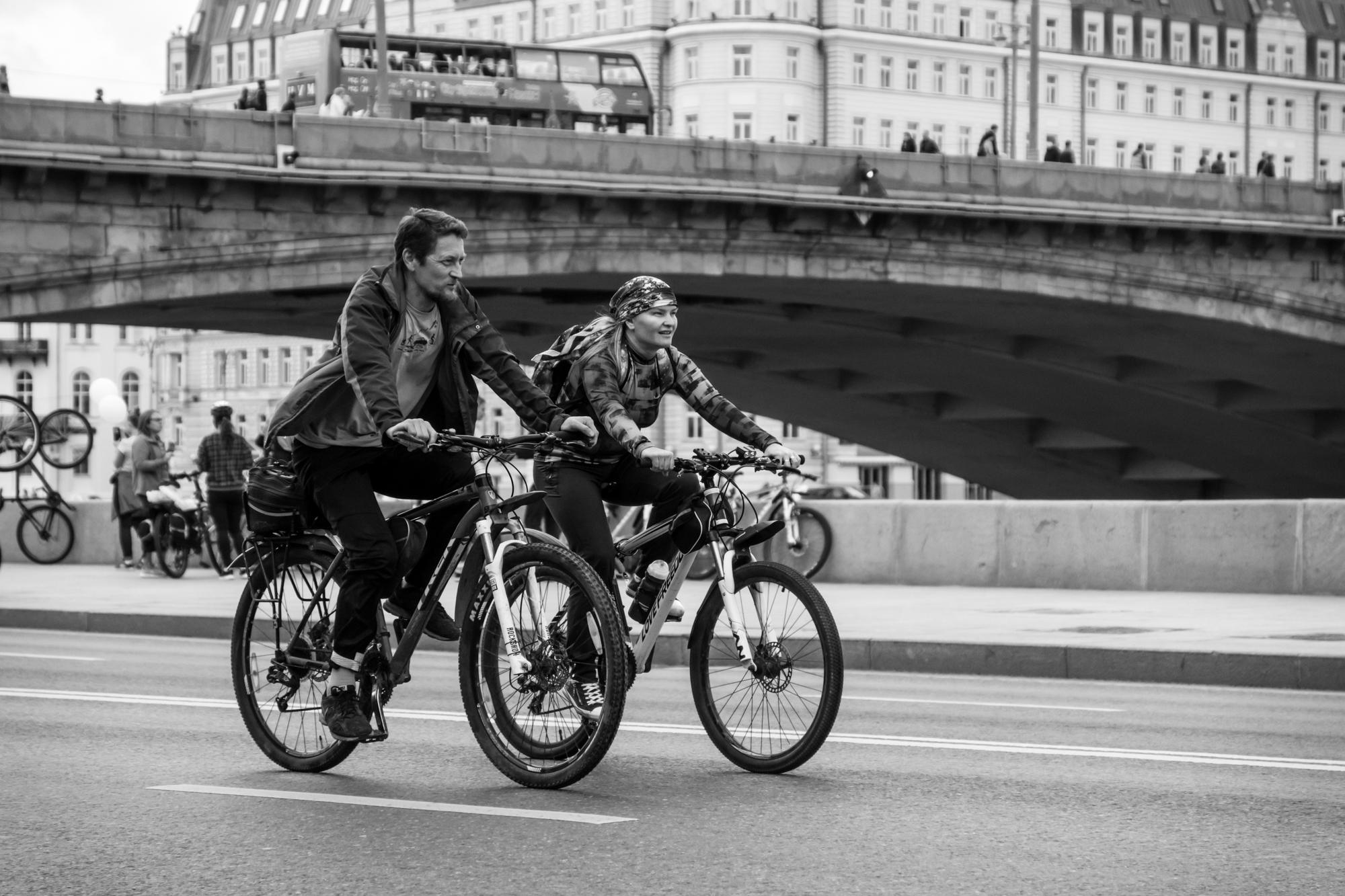Осенний велопарад 2017