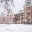 Зима в Царицино — подборка зимних фото парка Царицино