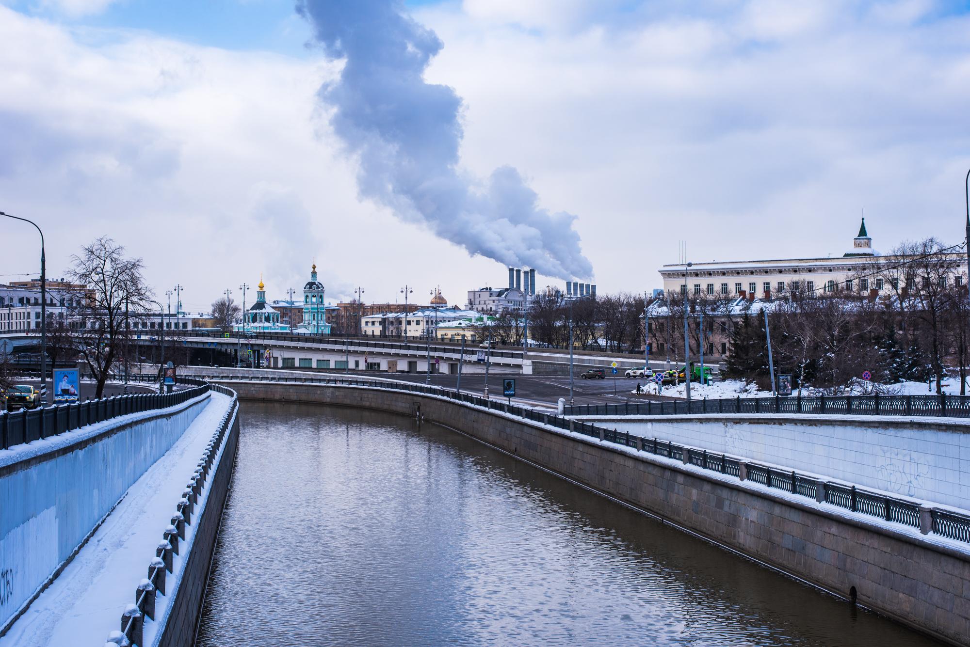московская городская фотография