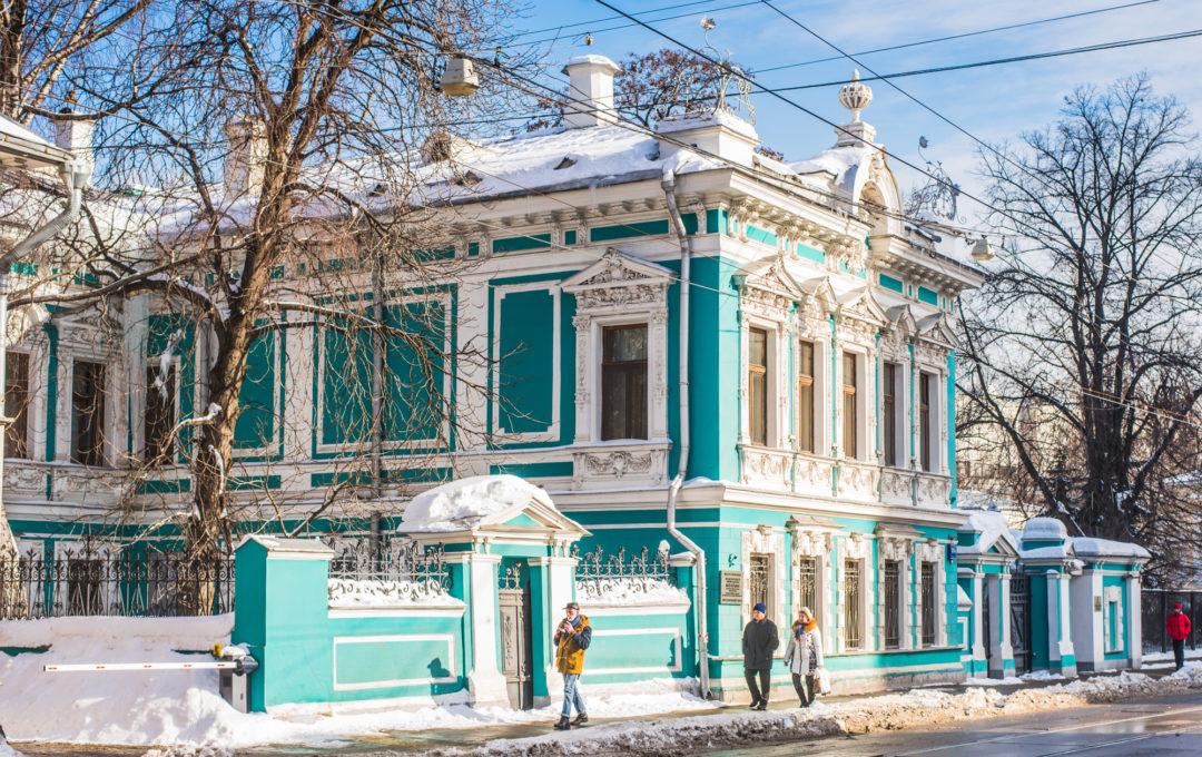 A walk through Moscow