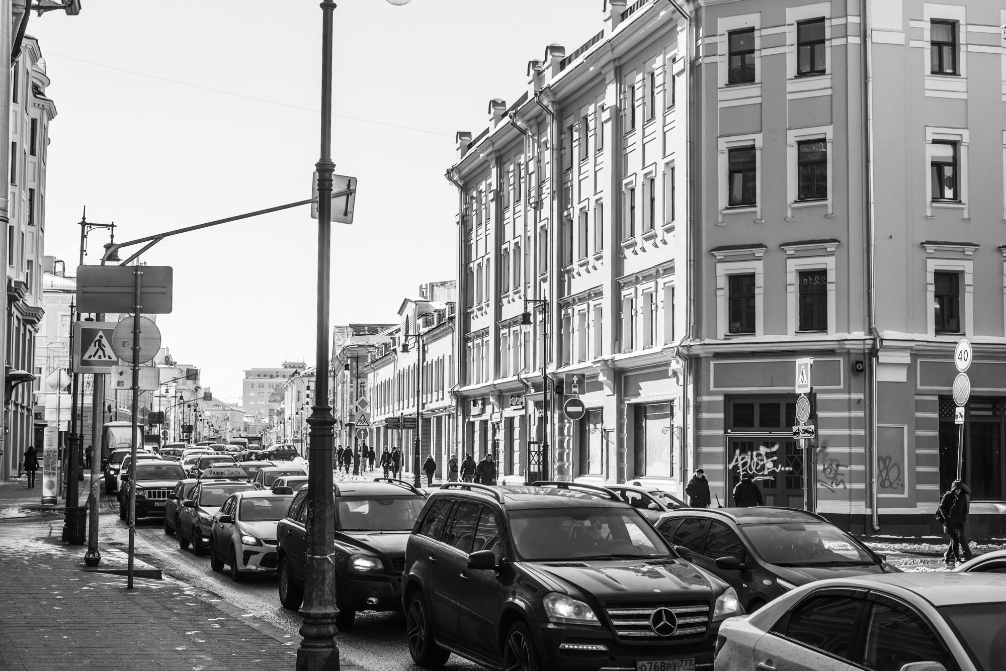 просто улицы