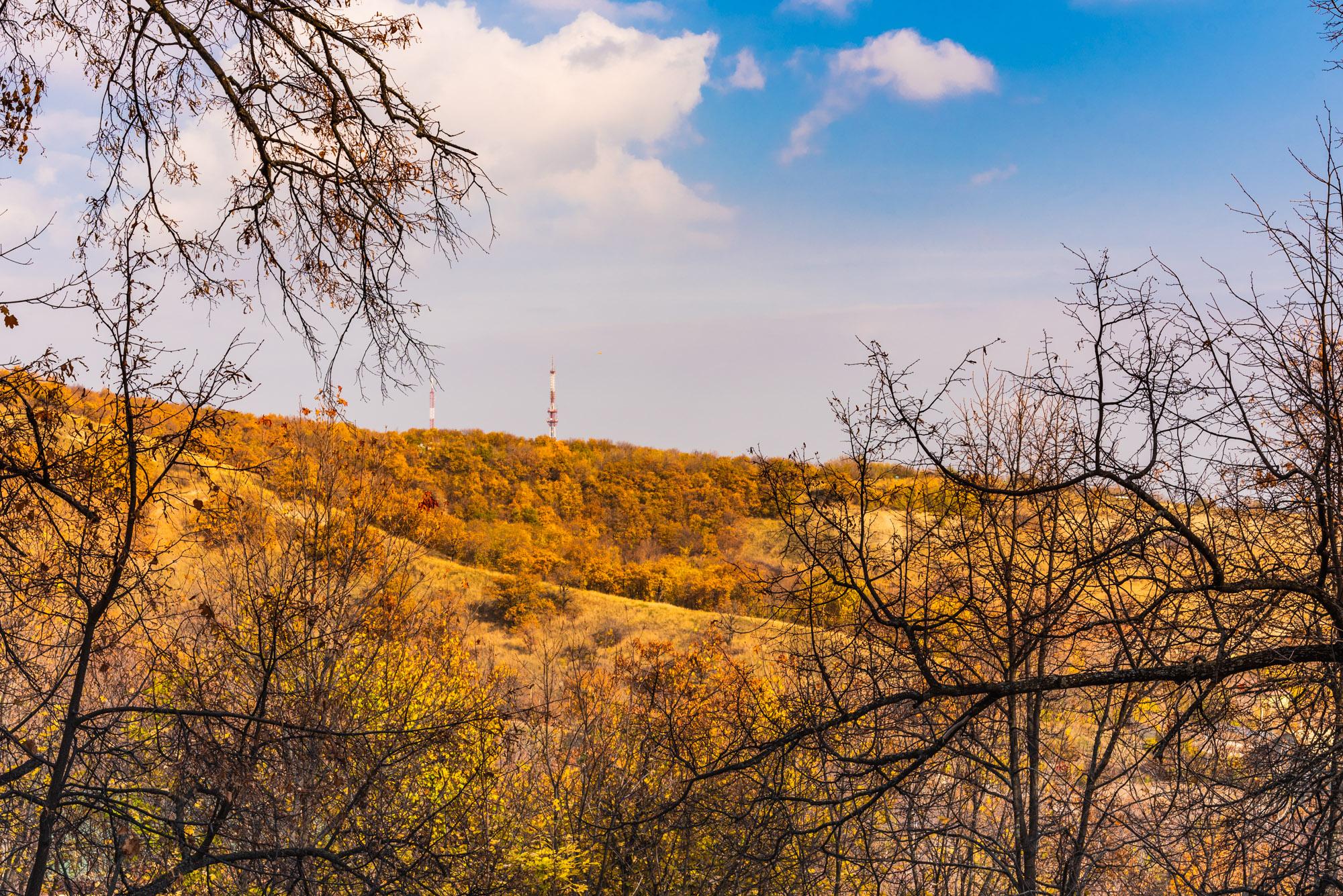 Склоны Смирновского ущелья фото