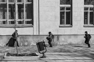 Весенняя уличная фотография — весна 2019 в Саратове