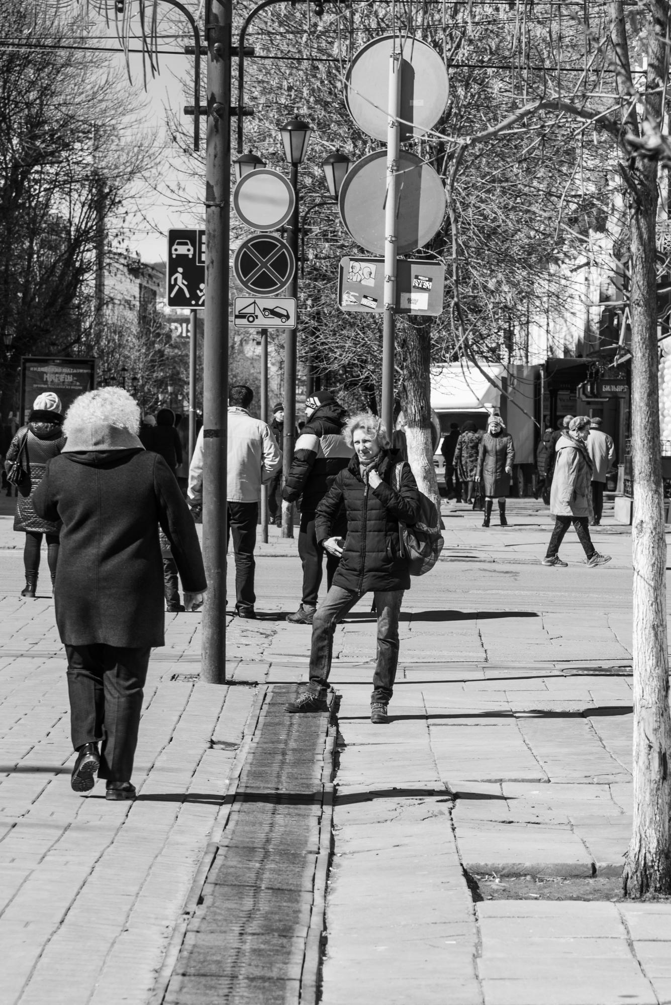 уличная фотография