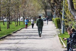 Весенняя прогулка по Саратову — весеннее стрит фото