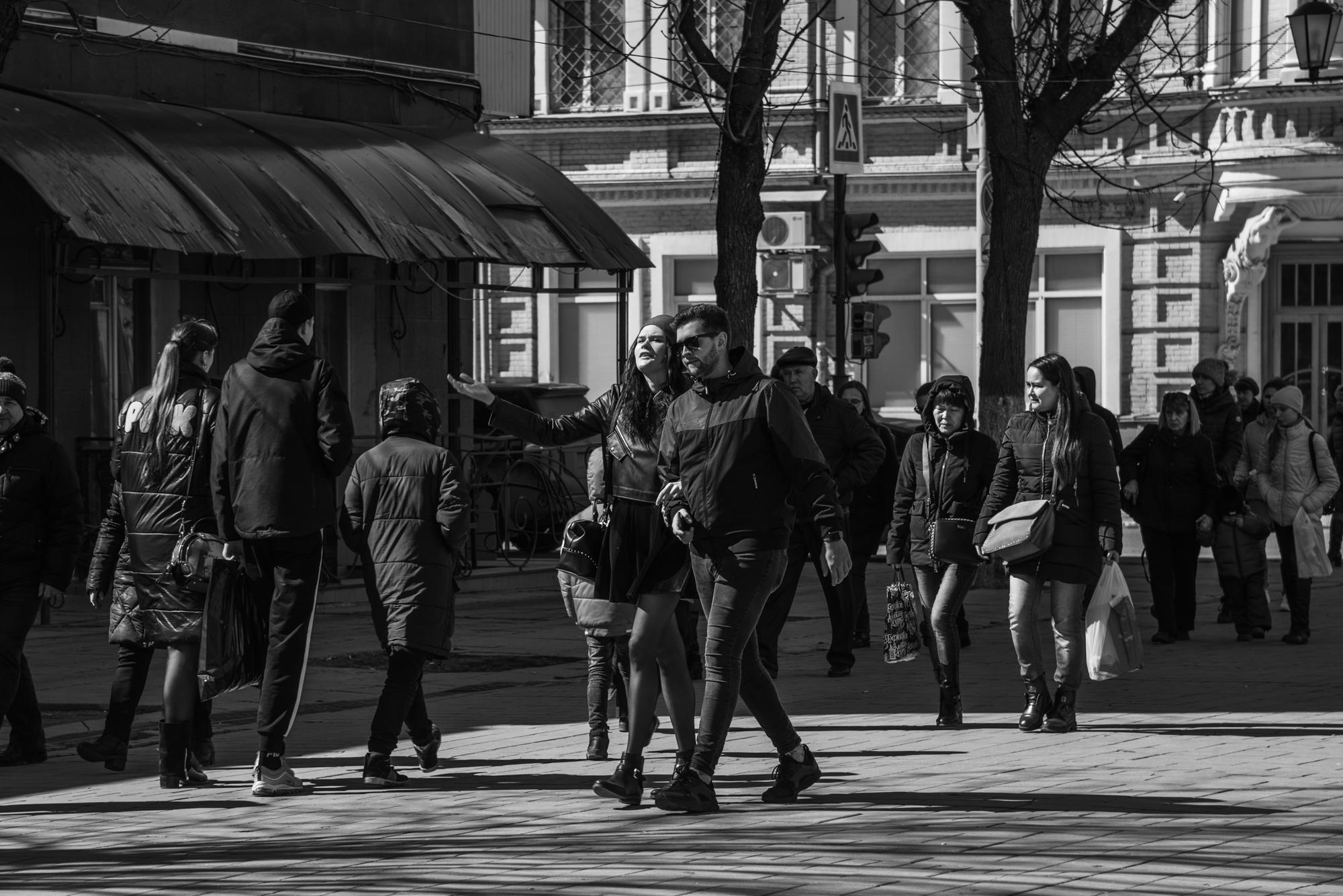 Март в Саратове