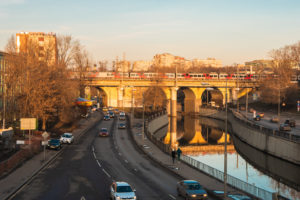 От Курского вокзала до Спасо-Андронникова монастыря — зимняя фотопрогулка