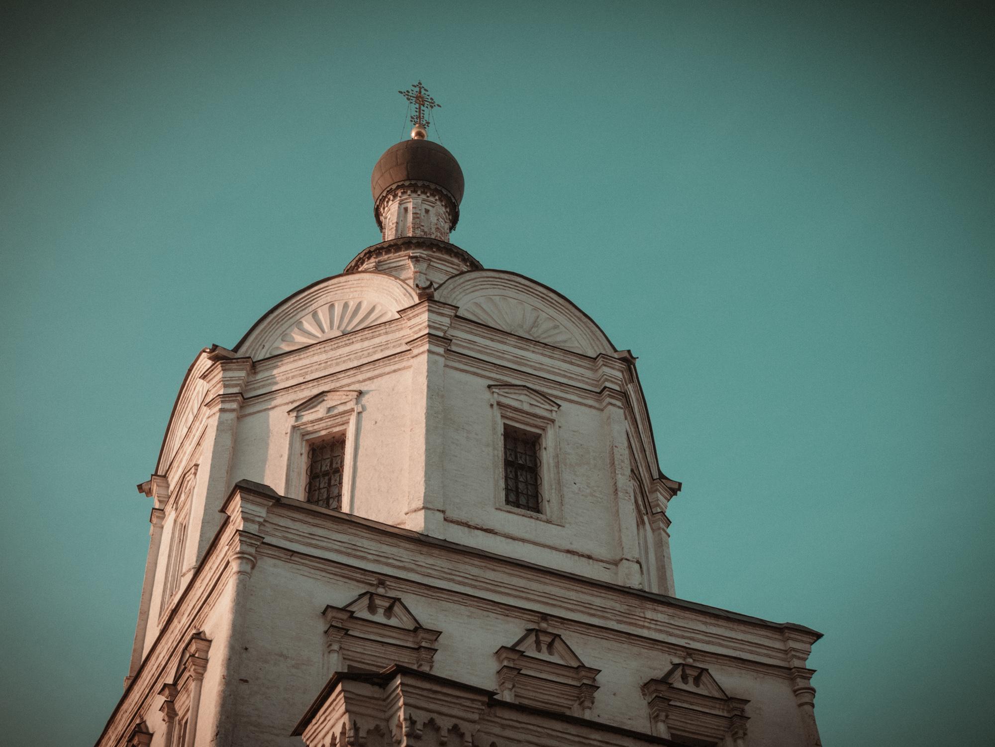 Ярусная церковь Архангела Михаила
