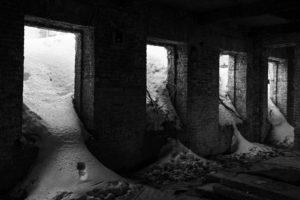 Как снимать развалины — снимаем концептуальное фото конца великой эпохи