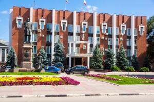 Здание Саратовской областной Думы