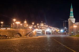 Большой Москворецкий Мост - Васильевский спуск